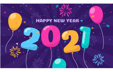 Wishes You a Happy New Year